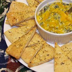Pita Chips Kelli F