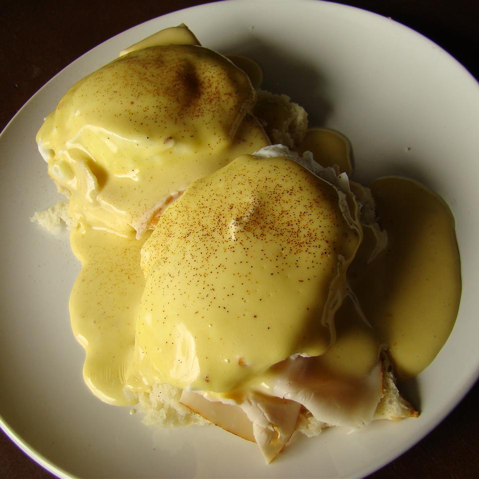 Blender Hollandaise Sauce Kimberly Hazim