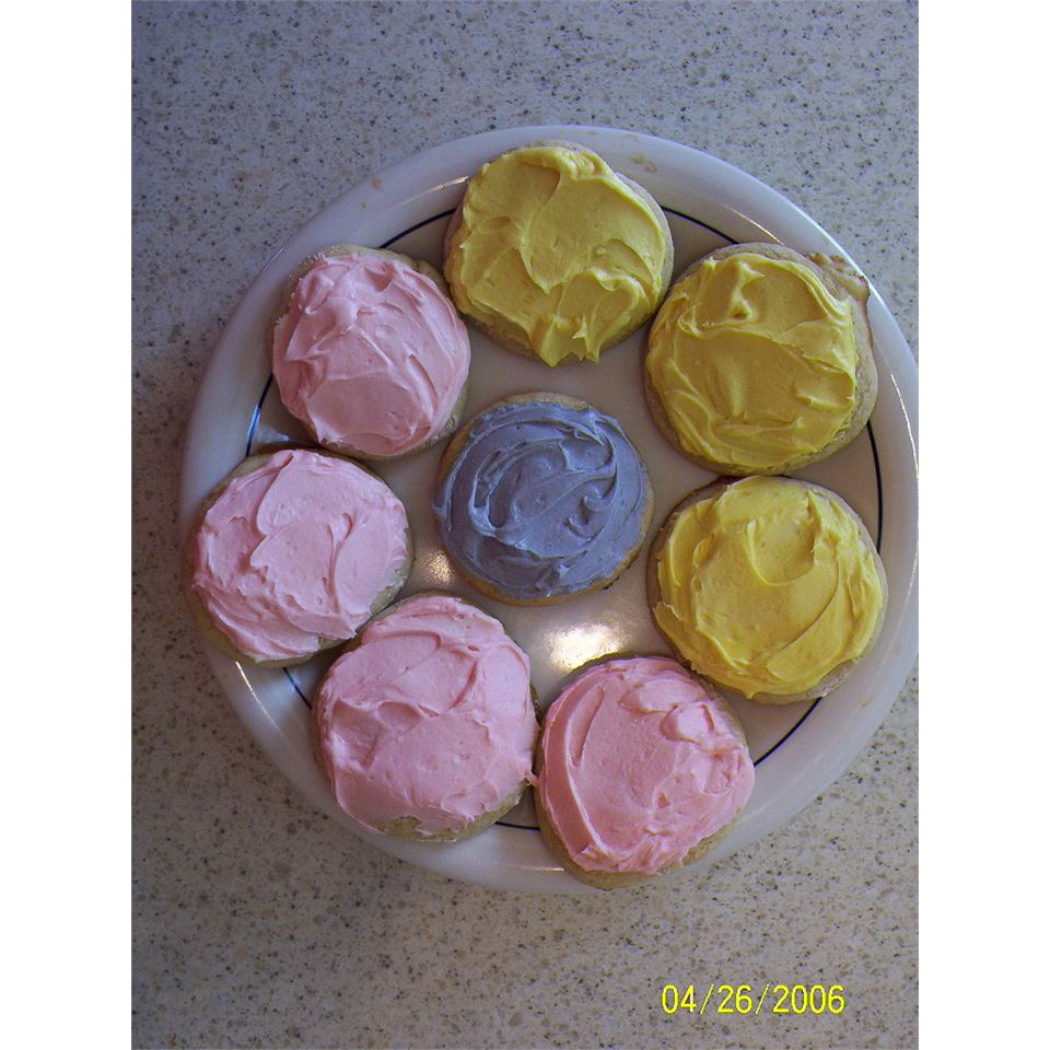 Soft Sugar Cookies I Donna L Whitaker