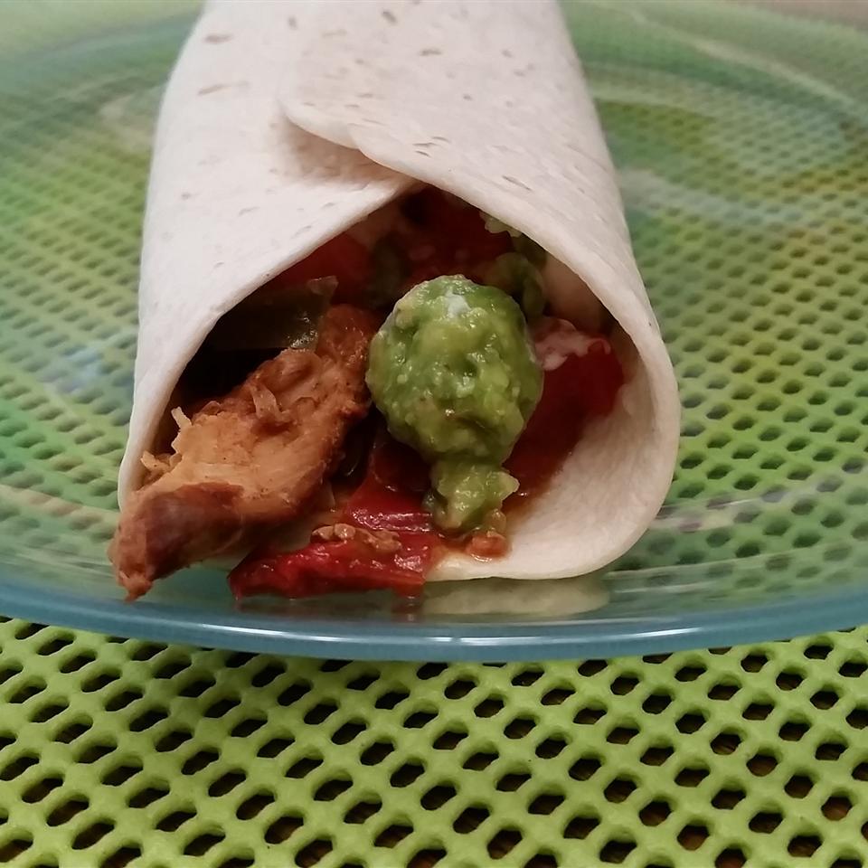 Karen's Slow Cooker Chicken Fajitas Sheila LaLonde
