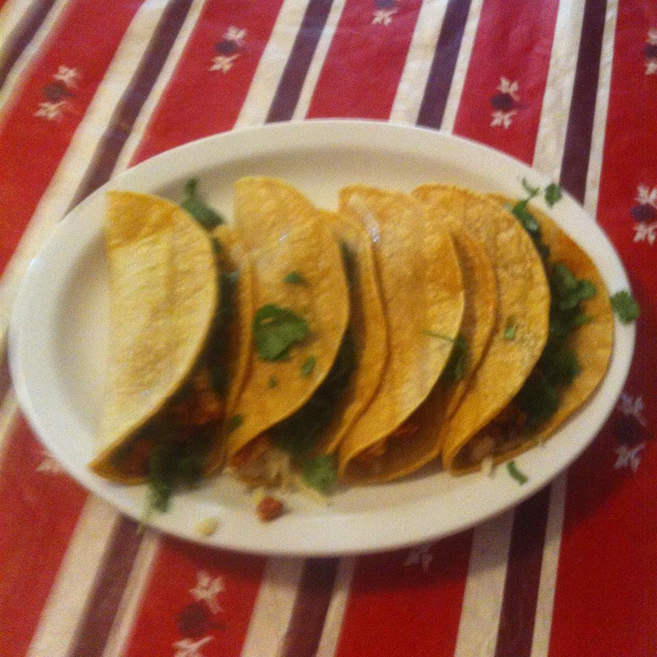 Authentic Mexican Breakfast Tacos Gwen McCullough