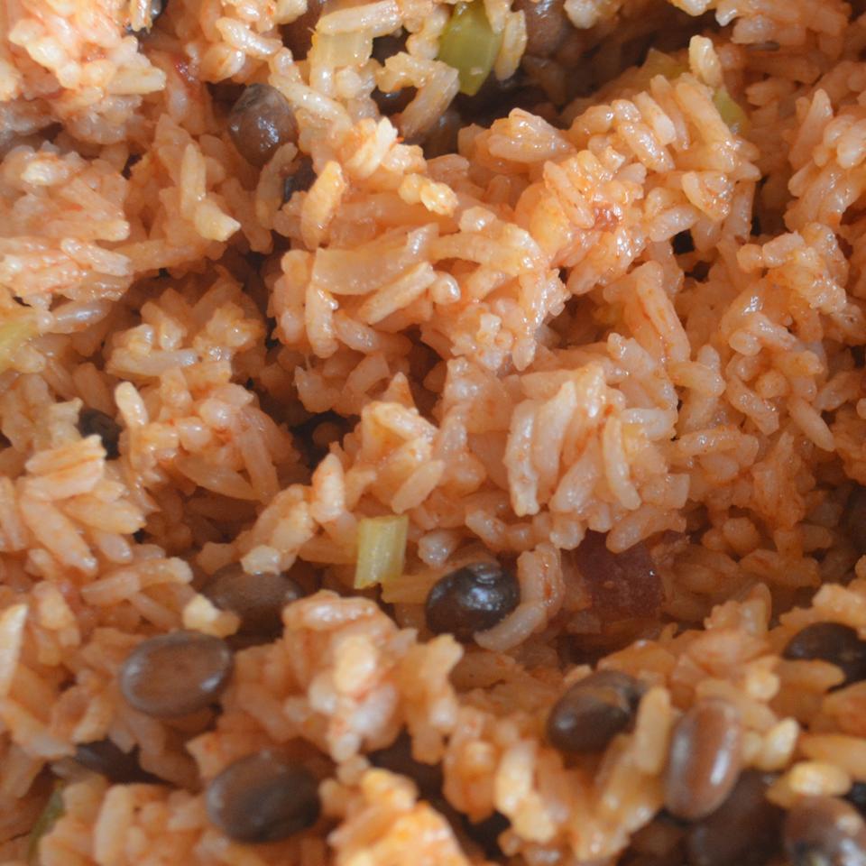 Bahamian Style Peas and Rice Esmee Williams