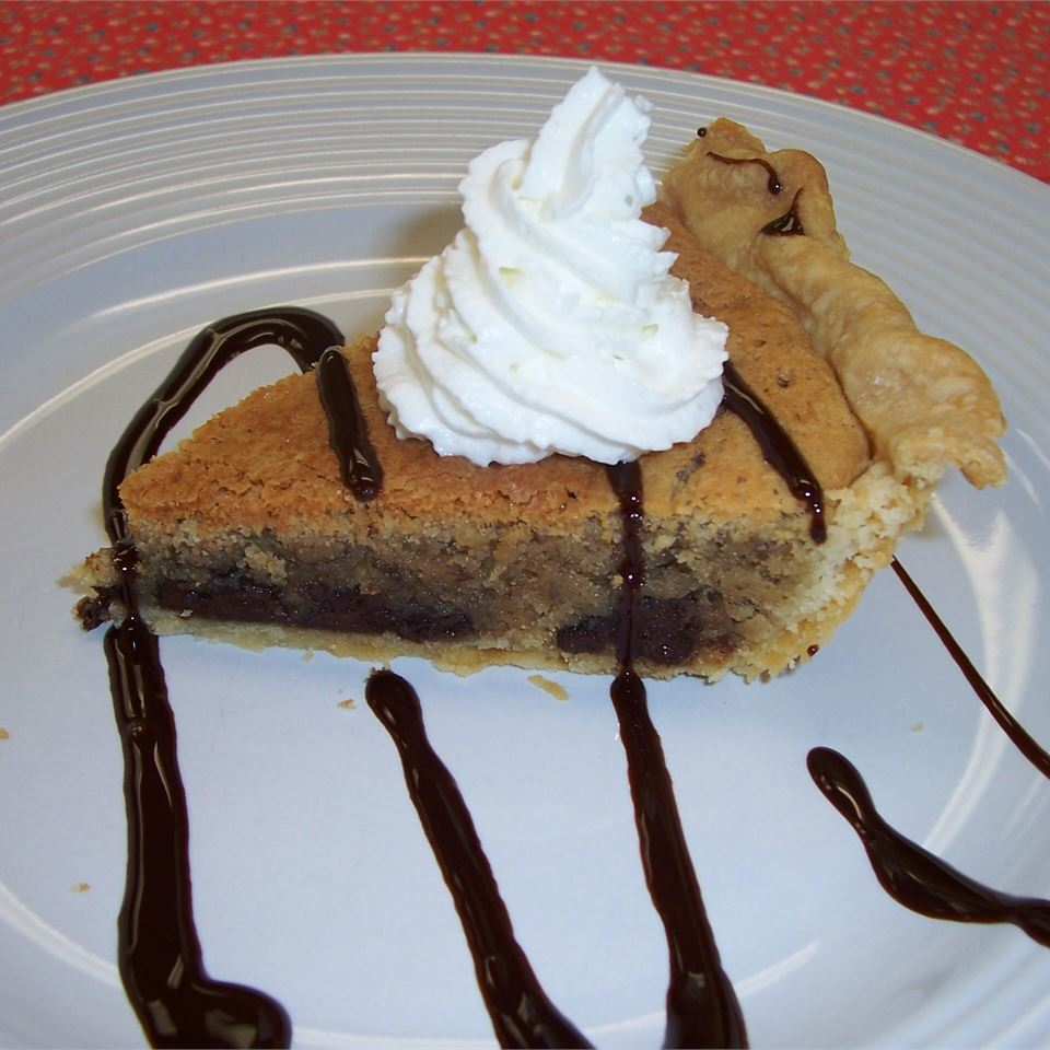 Chocolate Chip Cookie Pie Bethany