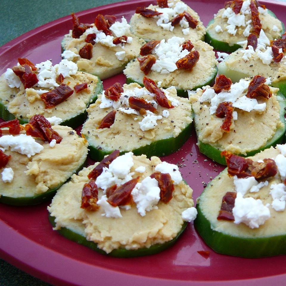 Super Easy Hummus