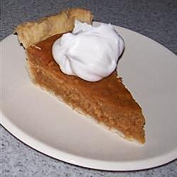 yummy pumpkin pie recipe