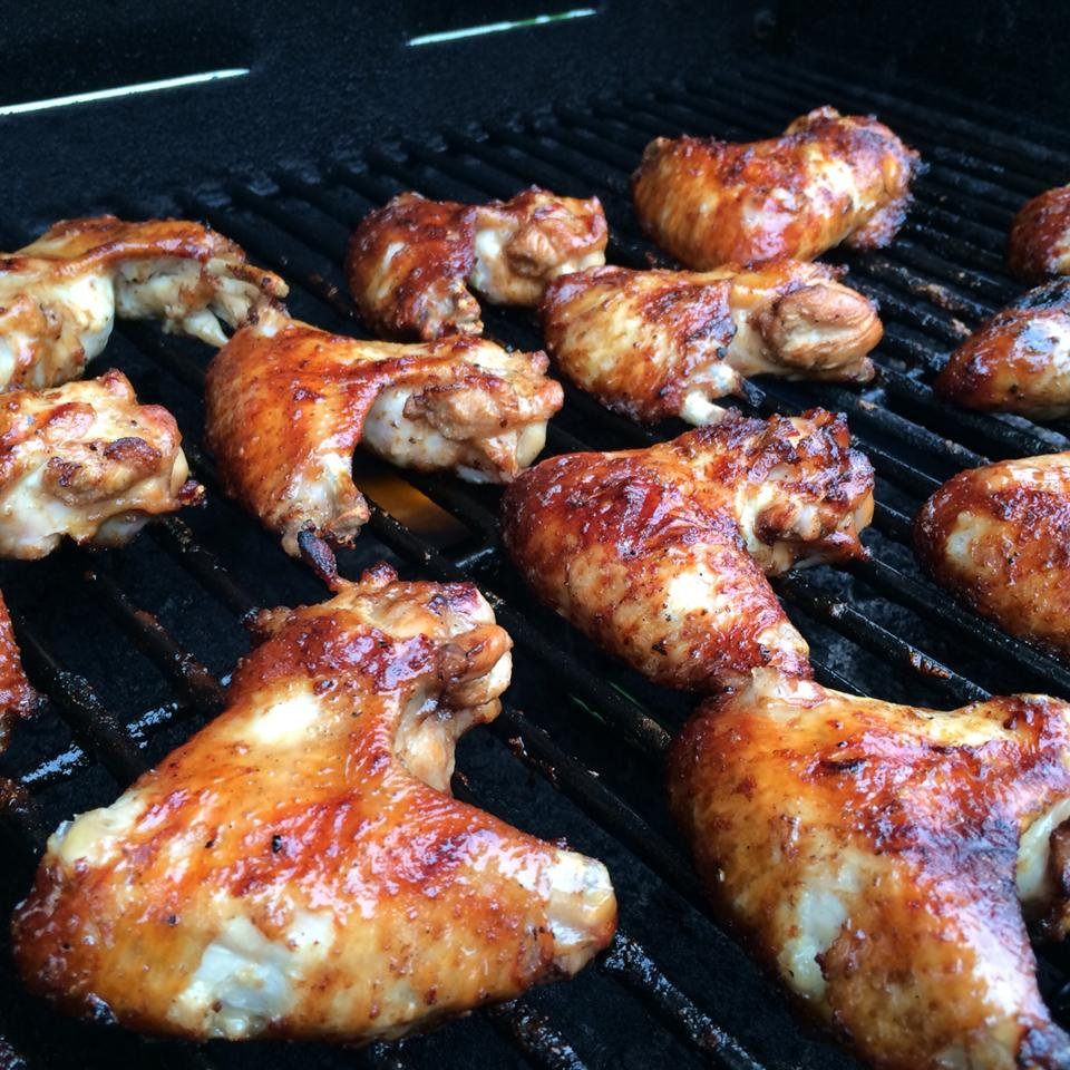 Grill Master Chicken Wings Margo Rodriguez