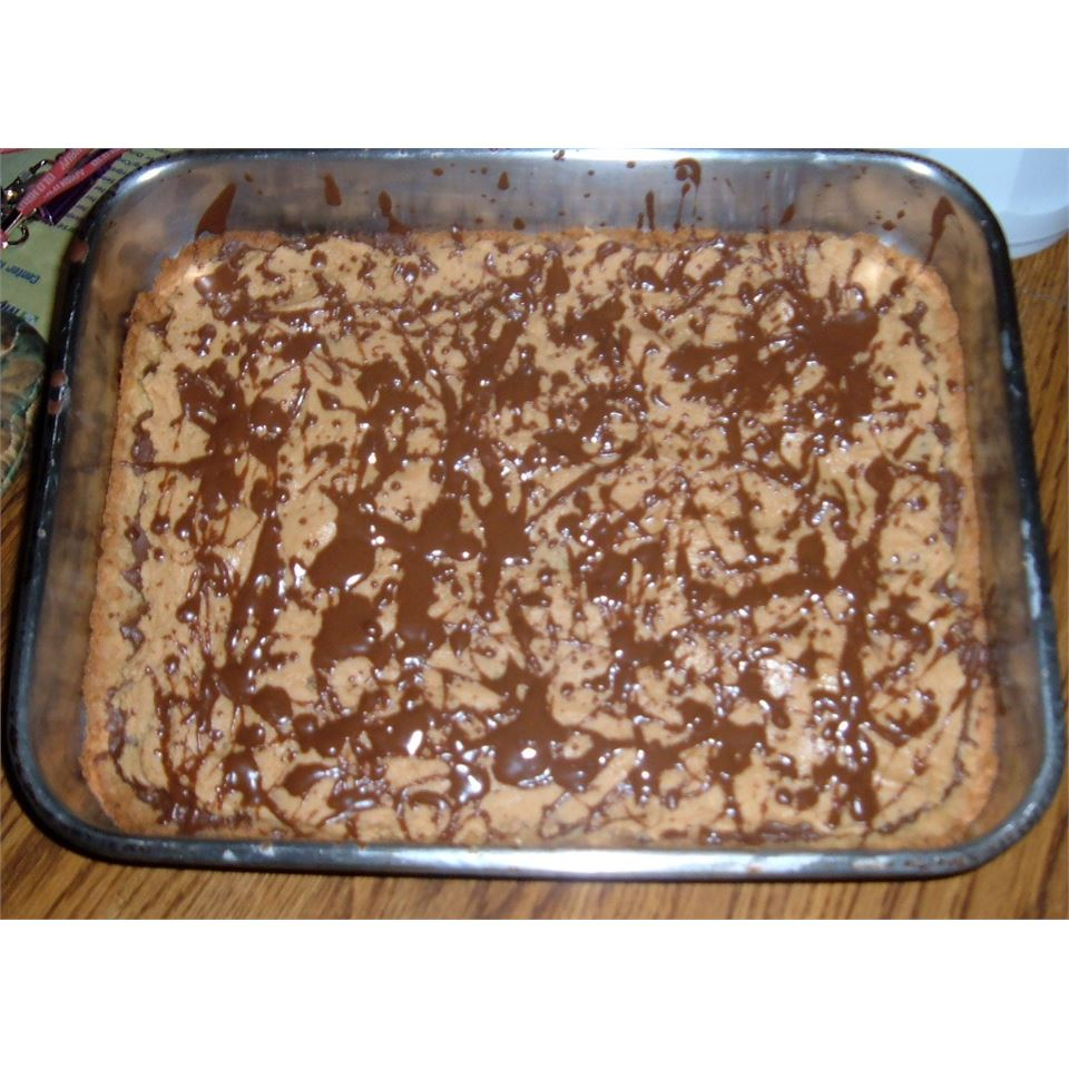 Chocolate Peanut Butter Bars III AMBIE1