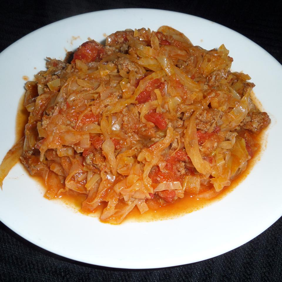 Spicy Unstuffed Cabbage Valerie Kasper