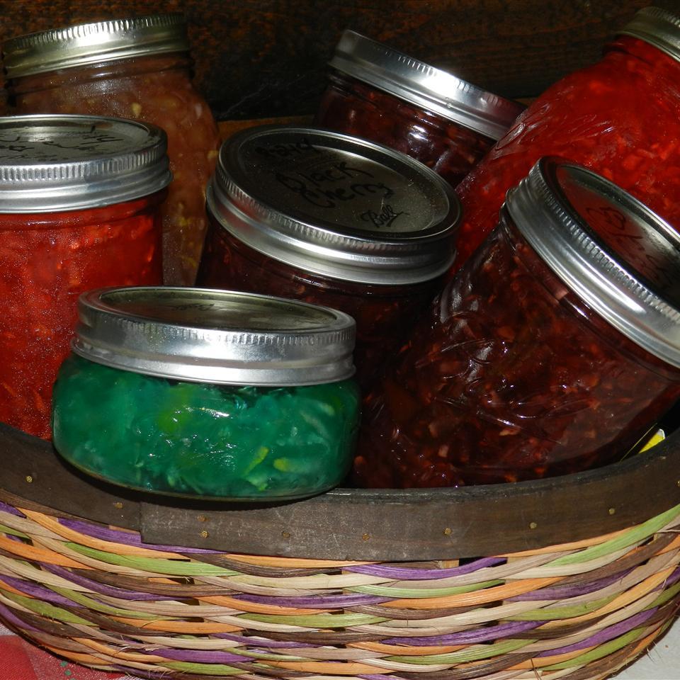 Zucchini Jelly