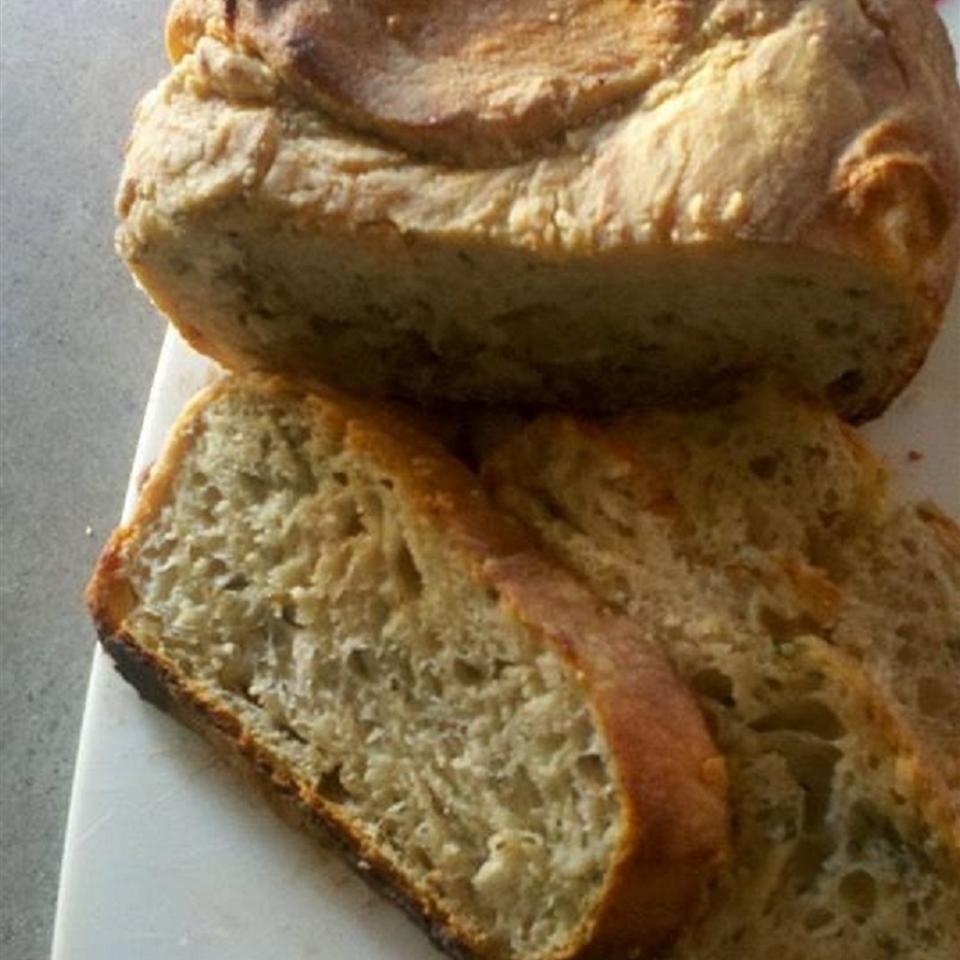No-Knead Artisan Style Bread Nicha Stenberg-Johnson