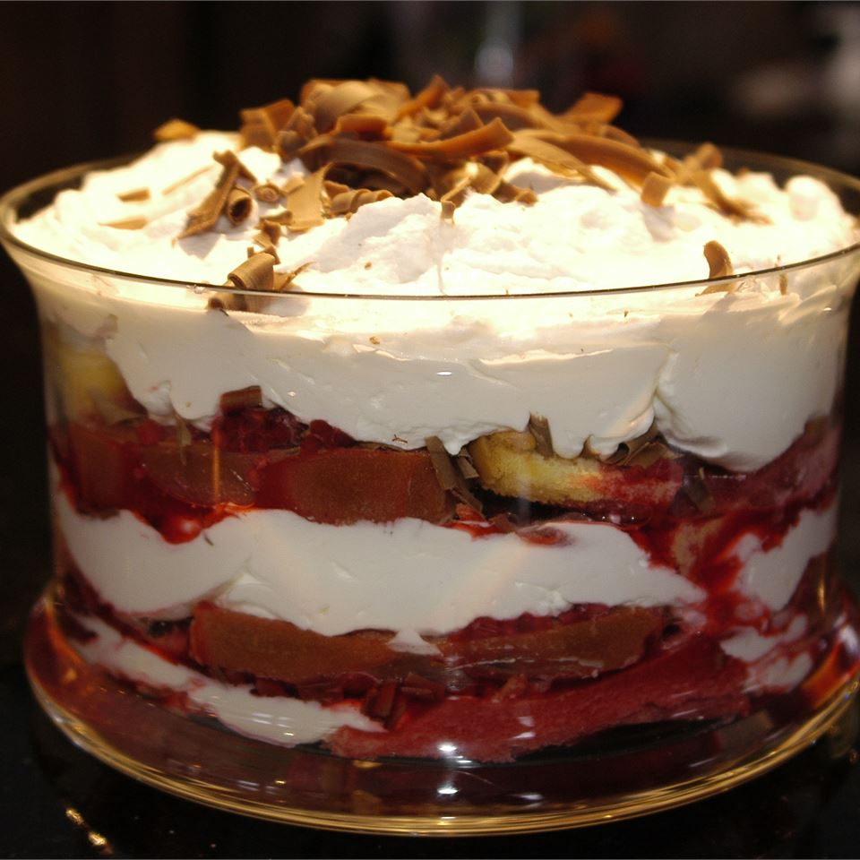 Raspberry Trifle QUILTMOMOFFIVE