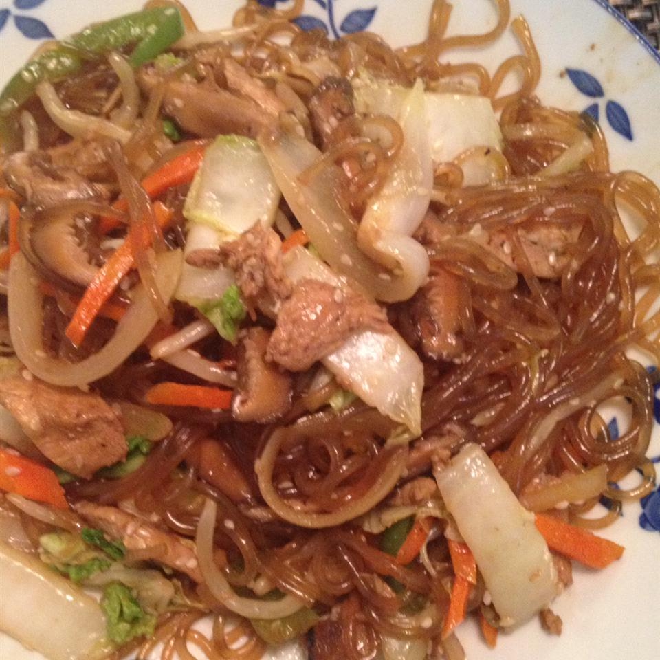 Chap Chee Noodles