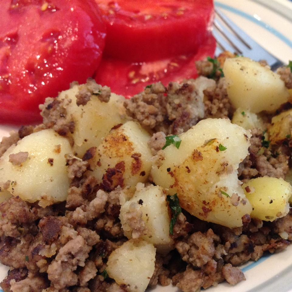 Hamburger Hash Recipe Allrecipes