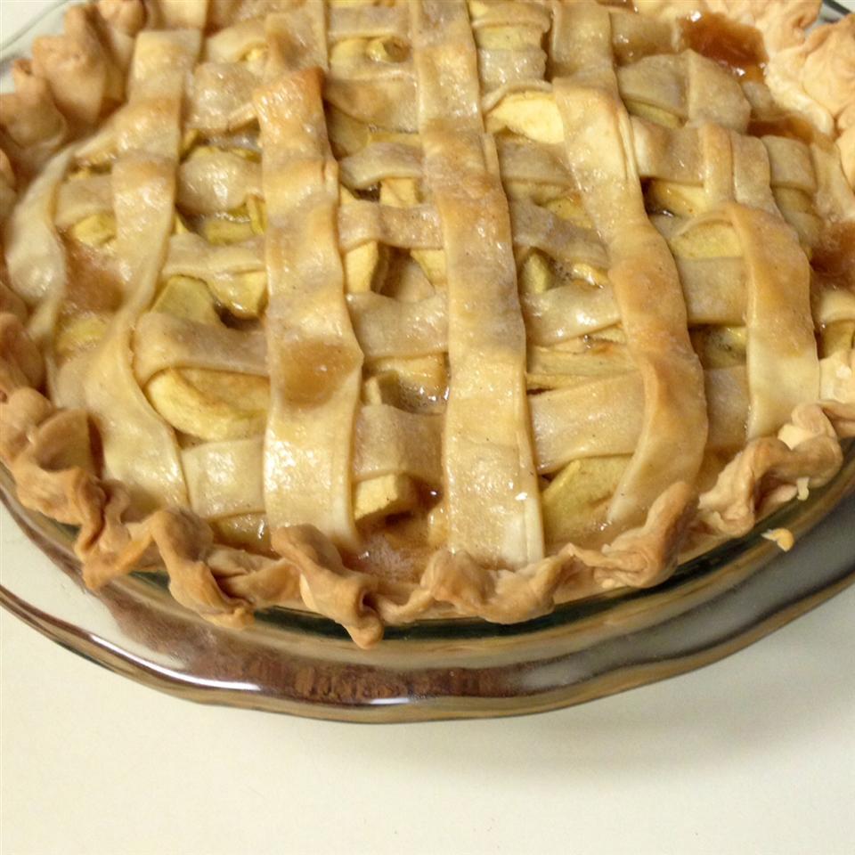 Grandma Ople's Apple Pie hazel