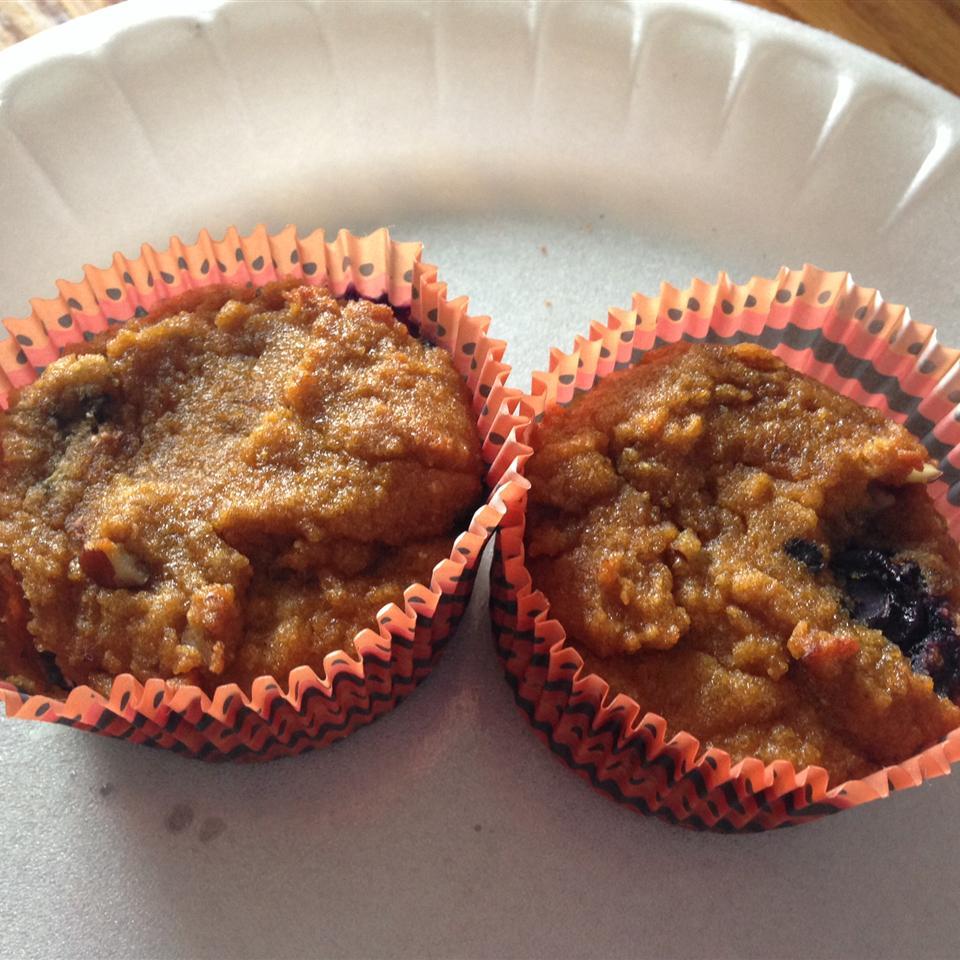 Paleo Blueberry Little Bites