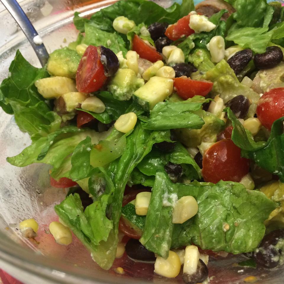 Baja Salad voraciousgirl