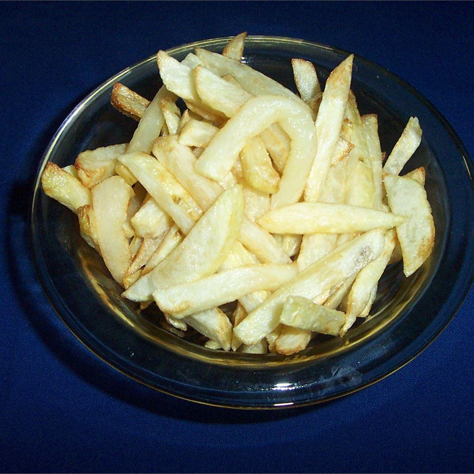 French Fried Potatoes MANCANCOOK