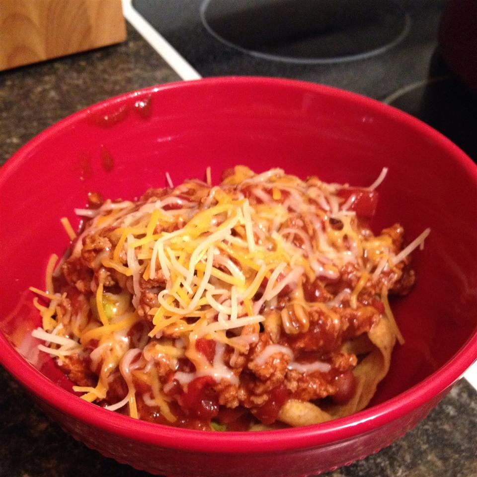 King of the Hill Frito® Pie Austin Hottovy