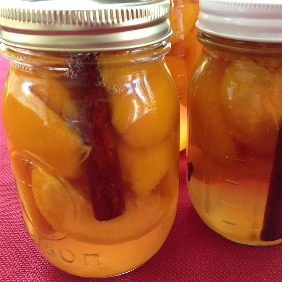 Pickled Peaches Cliff G