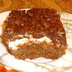 Deluxe Chocolate Marshmallow Bars Olivia