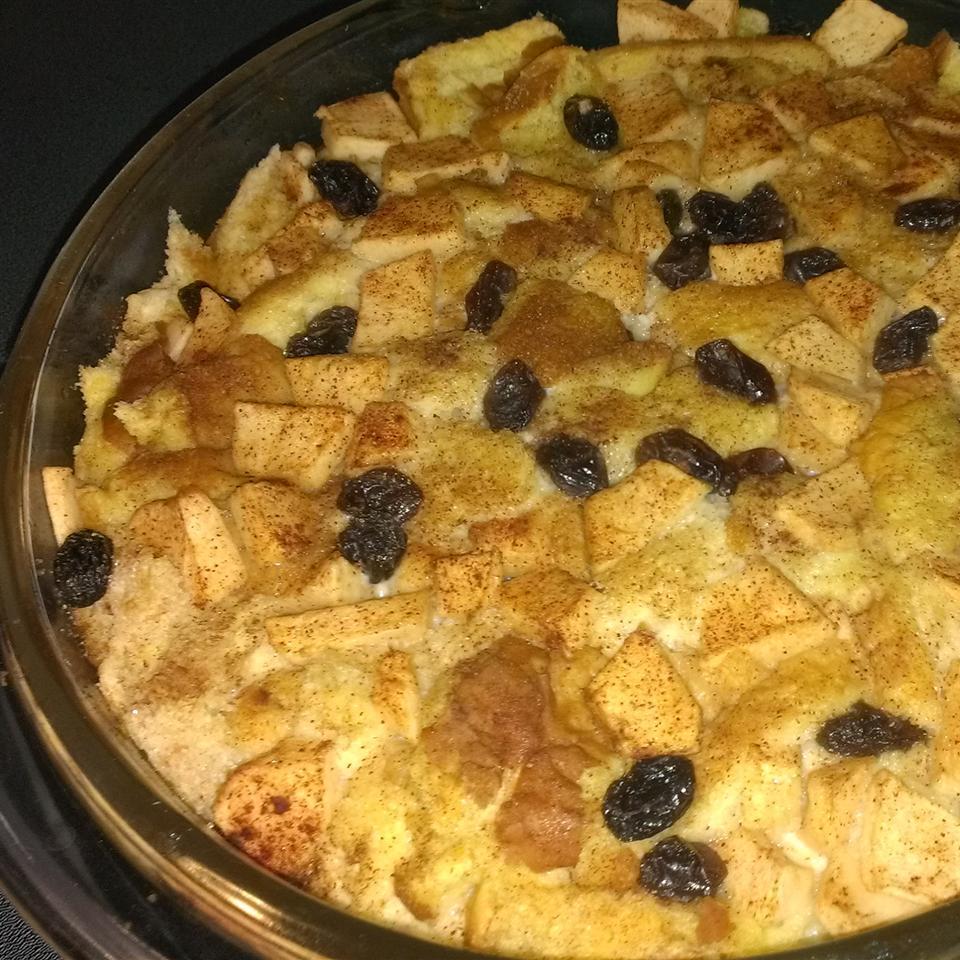 Healthier Bread Pudding II StickySue