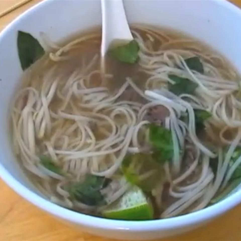 Spicy Vietnamese Beef Noodle Soup Chef John