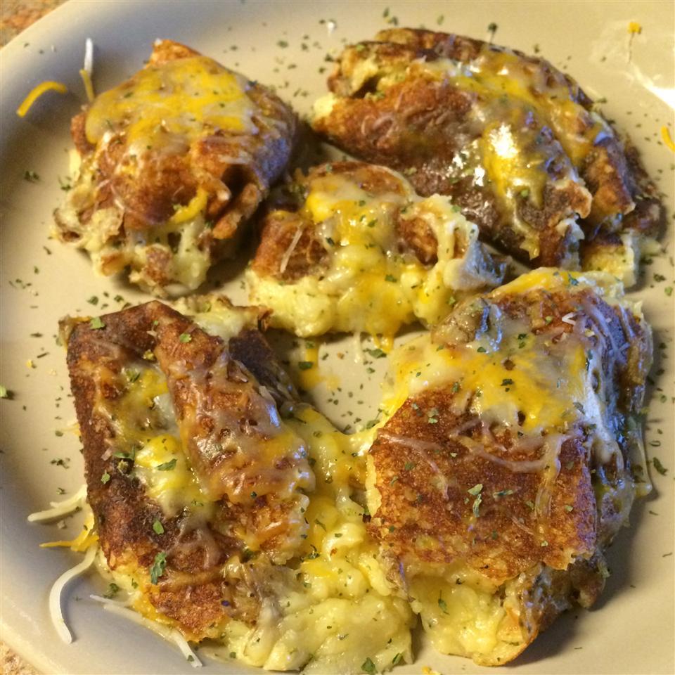 Potato Poofies