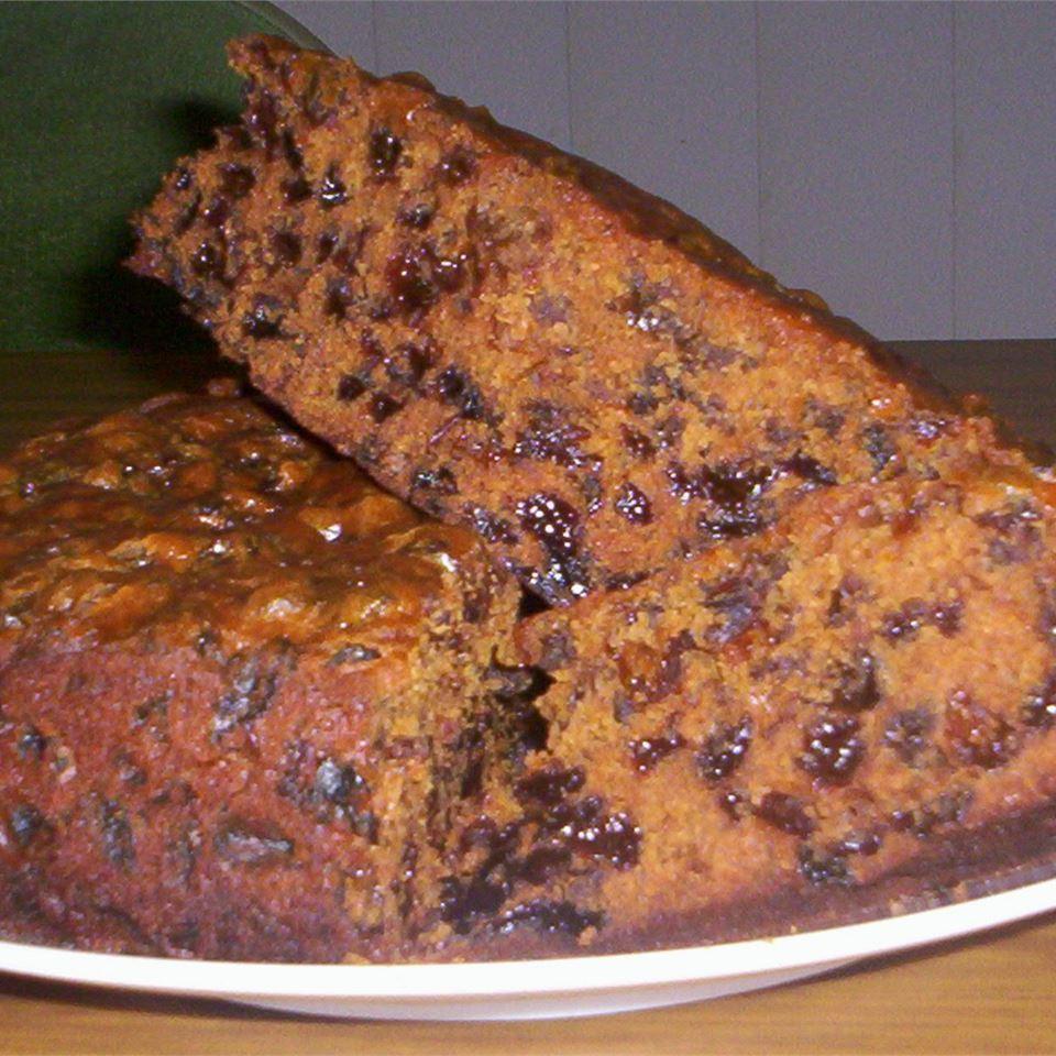Boiled Fruit Cake Richard D Evans MBE