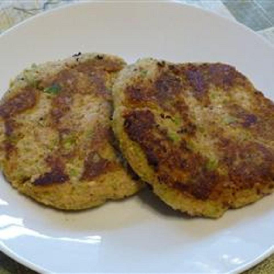 Cheryl's Veggie-Nut Patties