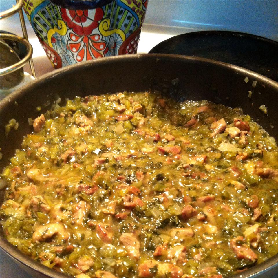 Bianca's Green Chile Pork ALO
