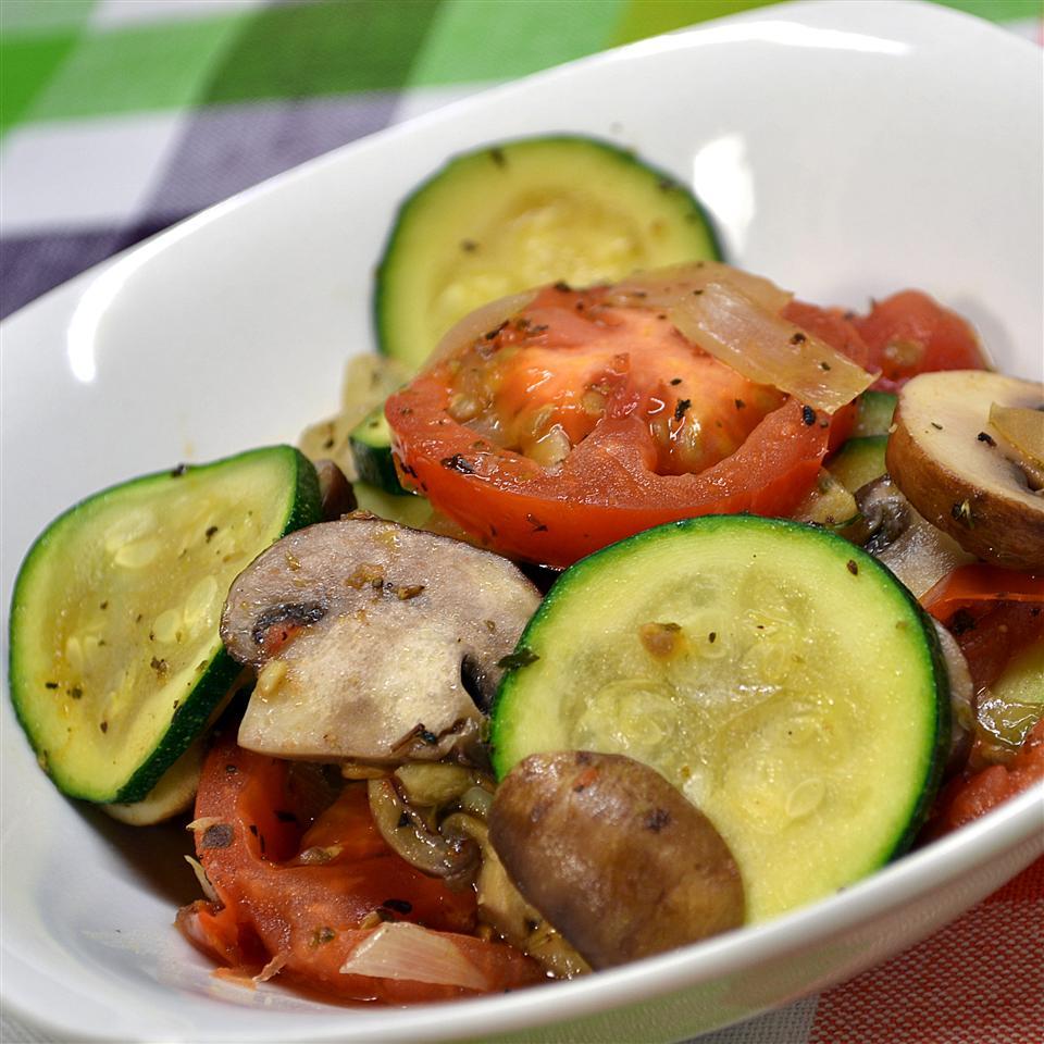 Sauteed Zucchini image