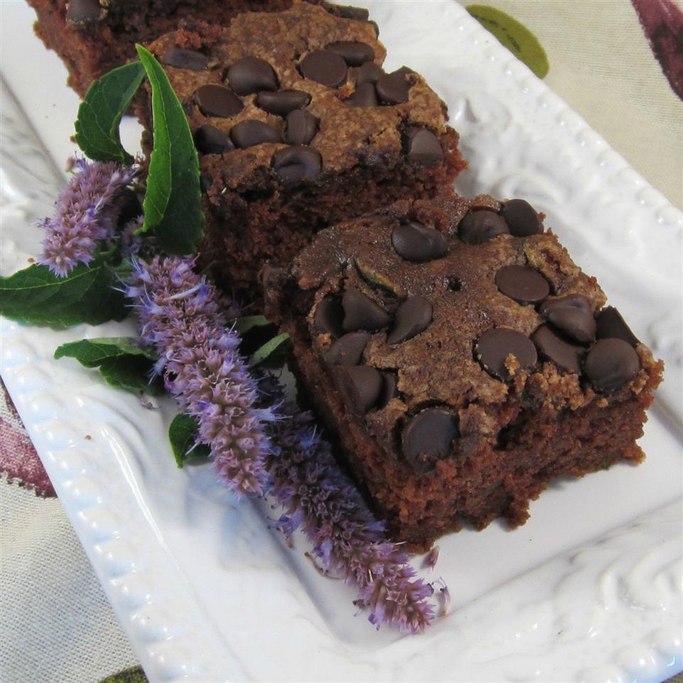 Zucchini Chocolate Chip Cake Deb C