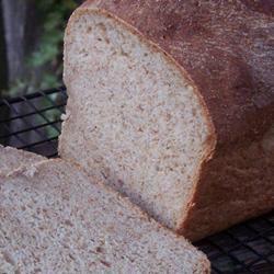 Spent Grain Wheat Bread