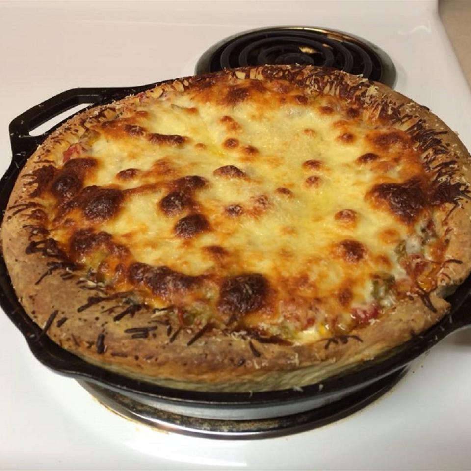 Chicago-Style Pan Pizza Danno