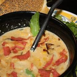 A-Maize-ing Corn Chowder belle