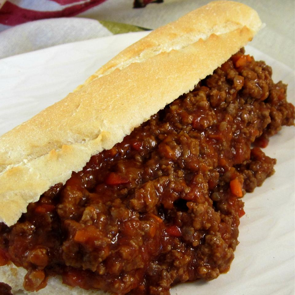Picky-Eater Sloppy Joes Deb C