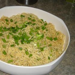 Sesame Peanut Noodle Salad Tracy X