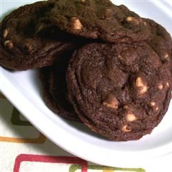 Chewy Chocolate Peanut Butter Chip Cookies Karen Rose