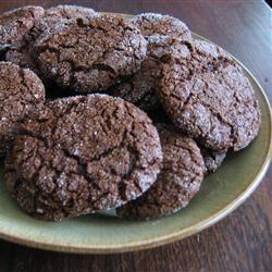 Canadian Molasses Cookies Sarah W