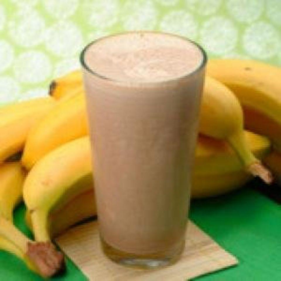 Epic Strawberry Chocolate Banana Milkshake