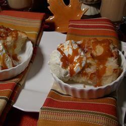 Virginia Apple Pudding