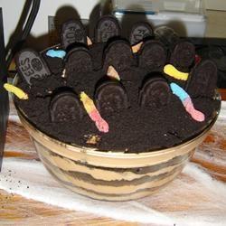 Dirt Cake I