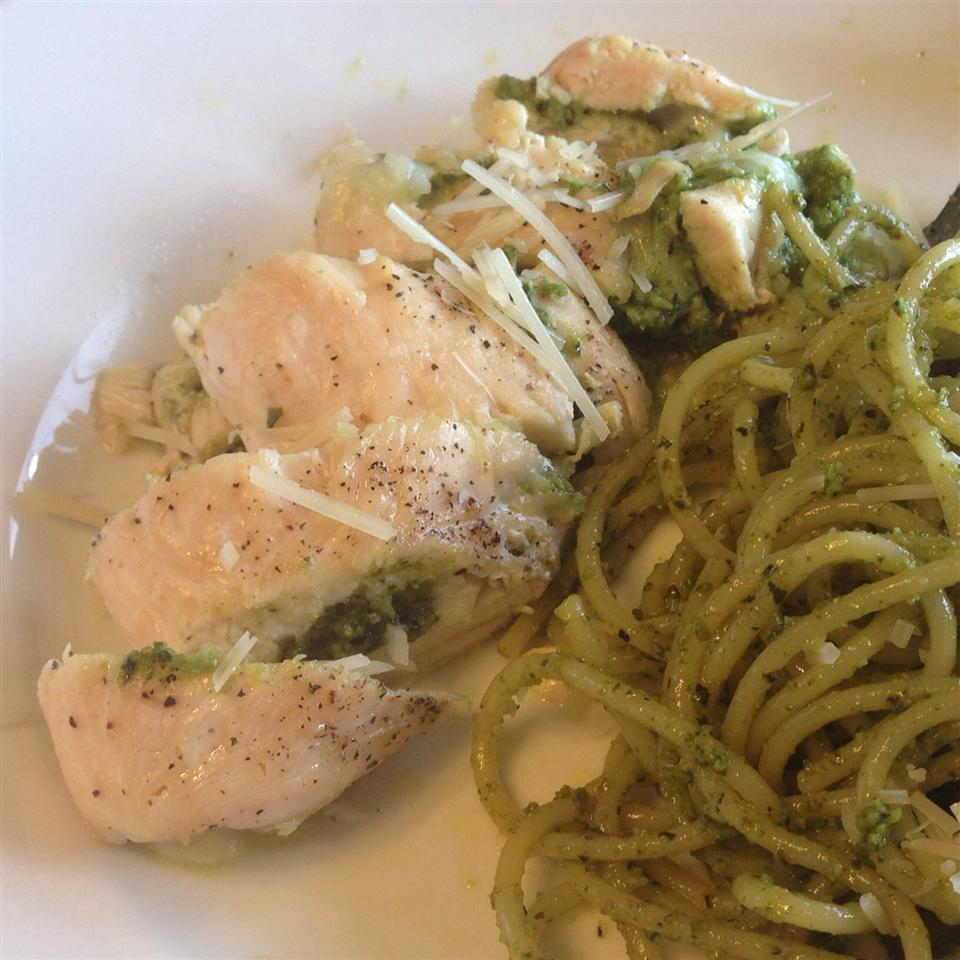 Pesto Cheesy Chicken Rolls The Sporadic Cook