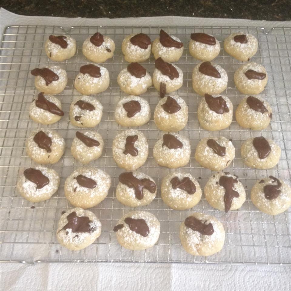 Lemon Kiss Cookies R. M. Hutchinson, Jr.
