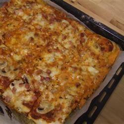 Ricardo's Pizza Crust