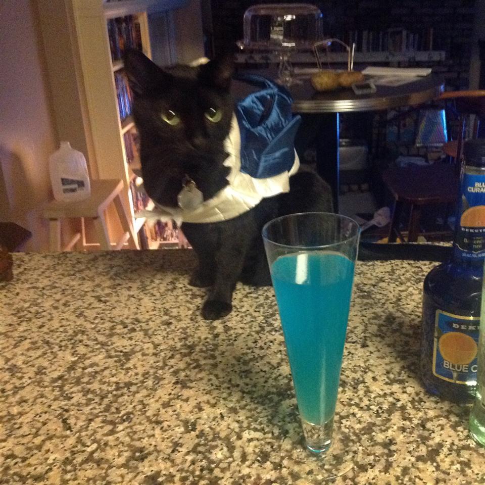 Sharknado Cocktail