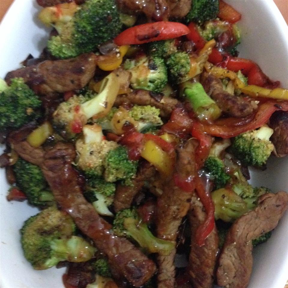 Quick Beef Stir-Fry
