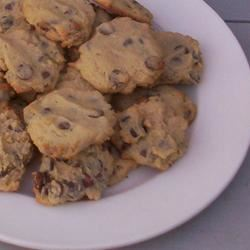 Cream Cheese Chocolate Chip Cookies ONIOND