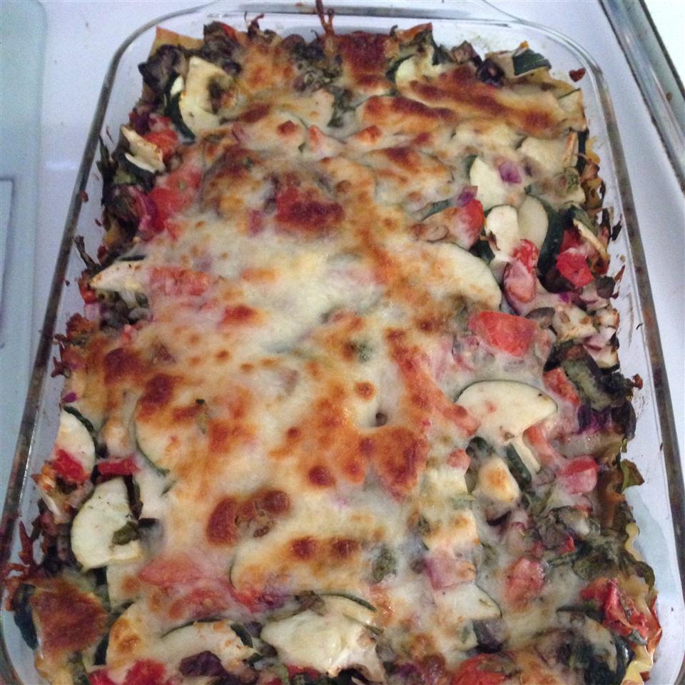 Sauceless Garden Lasagna melbaker1029