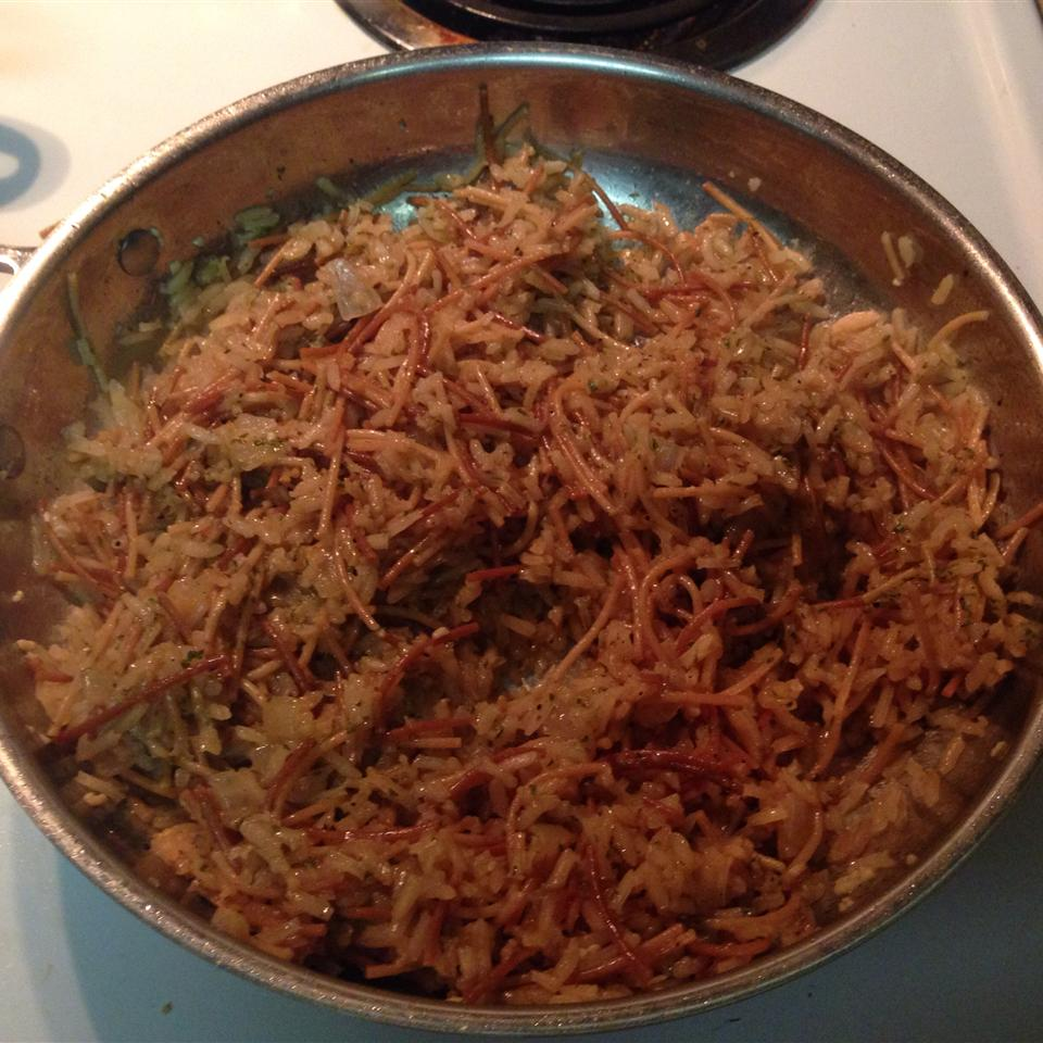 Sarah's Rice Pilaf Heather Cashwell